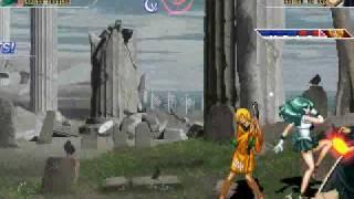 Michiru VS Kyo. Mumyo Jinpu Ryu Satsujin Ken - Mizuchi & Deep Subme...
