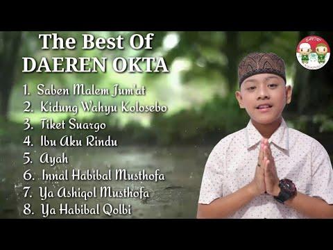 Full Sholawat Merdu Menyentuh Hati By Daeren Okta