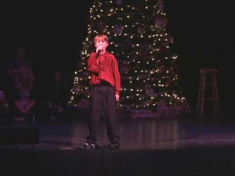 Alex Kosick EPAC Christmas 2007 - Warm and Fuzzy originally by Billy Gilman