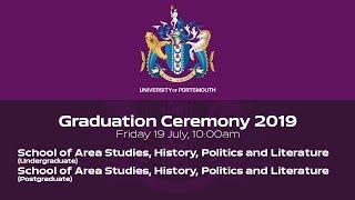 School of Area Studies, History, Politics and Literature