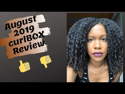 2019 August curlBOX Review   Palmer's Cocoa Butter Formula