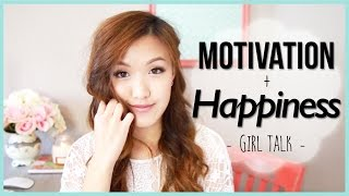 Finding Motivation & Happiness! {GIRL TALK} | ilikeweylie