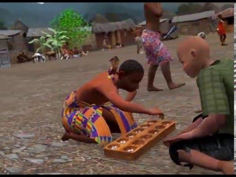 UTV Traditional Games Animation