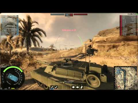 "Armored Warfare :Tier 8 ( Leopard 2A5-----M1A1 Abrams) ""ULTRA HIGH"""