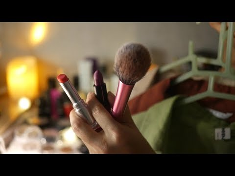 ASMR l 👚연예인메이크업샵3 롤플레이/ Celebrity Makeup Artist Roleplay/이유 E_YOU/