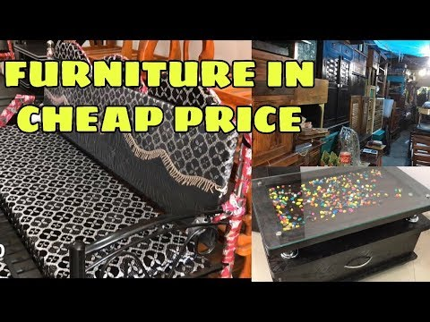 सोफा फैक्ट्री | SECONDHAND FURNITURE MARKET LATEST DESIGN SOFA SECONDHAND SOFA, BED, FACTORY