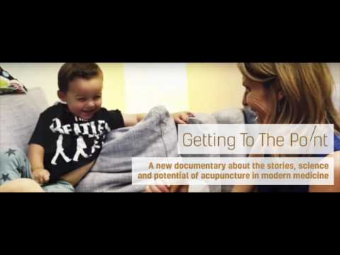 Getting To The Point - Matthew Bauer, President of the Acupuncture Now Foundation