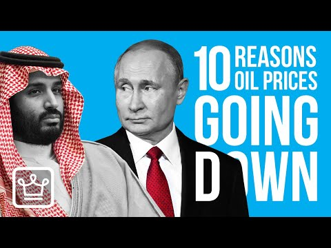 10 Reasons the OIL PRICES Are Going DOWN