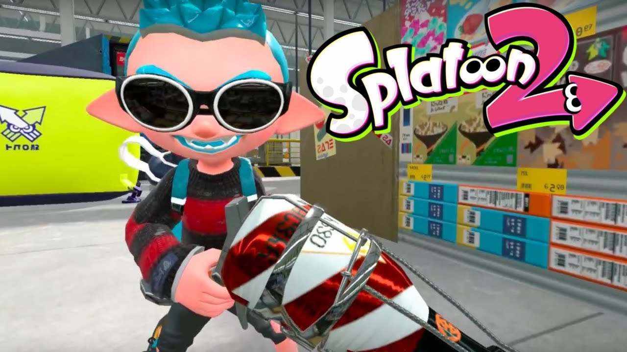 Splatoon 2 New Octoling Hairstyles Reveal Today Qa Youtube