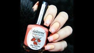 Kaleidoscope stamping from El Corazon - Video nail tutorial