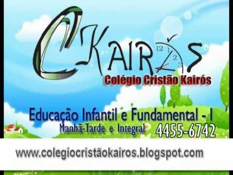 colégio cristão Kairós – Musica