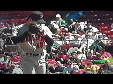 Scott Erickson 1991 Minnesota Twins Highlights!