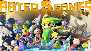 Legend of Zelda: The Wind Waker - Rated S Games