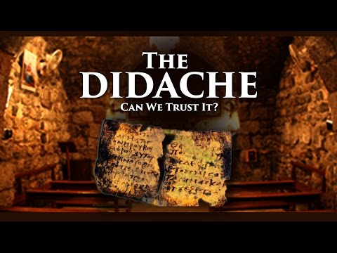 The Didache, Can We Trust IT?