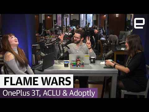 OnePlus 3T, ACLU & Adoptly | The Engadget Podcast Ep. 27