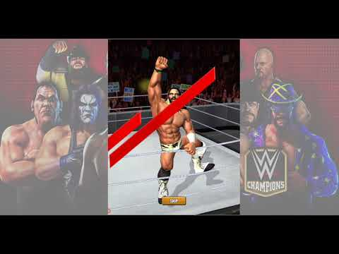 WWE: Champions - Free Puzzle RPG Part 3 - NXT Tour Atlanta walkthrough