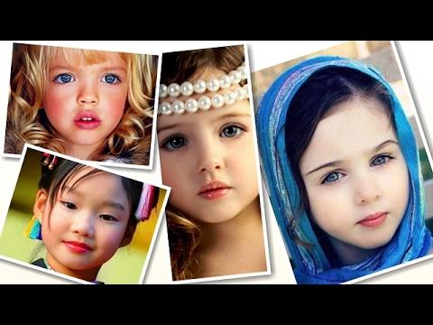 Las Niñas Más Hermosas del Mundo