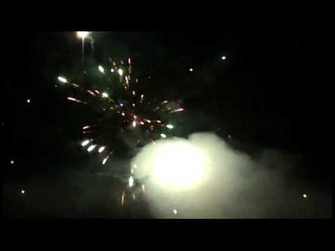 Busharts 2015 firework show