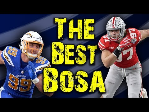 Nick Bosa vs Joey Bosa - How they compare as NFL prospects