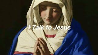 Lana Del Rey // i talk to Jesus [Lyrics]