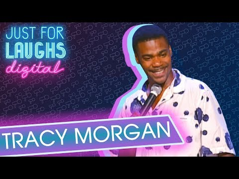 Tracy Morgan Stand Up - 2002