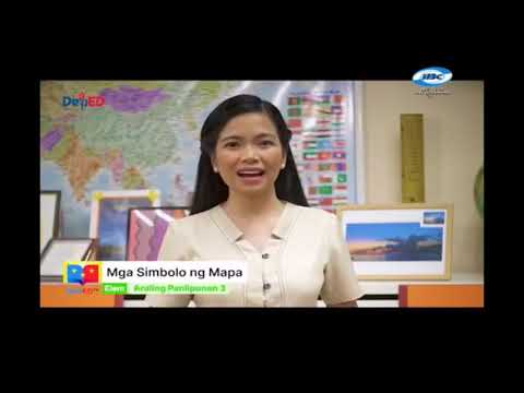 Download MGA SIMBOLO NG MAPA GRADE 3 ARALINGPANLIPUNAN (AP)