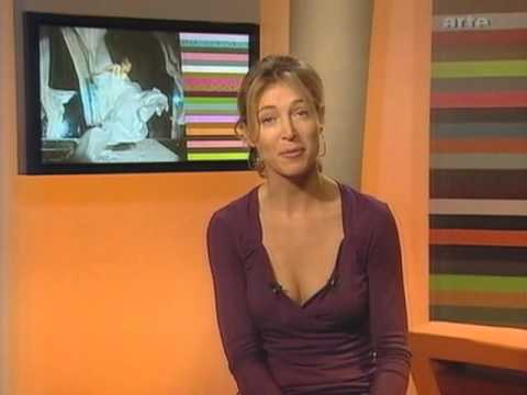 Florence Dauchez [Arte - Le journal de la culture - 05/10/2004]