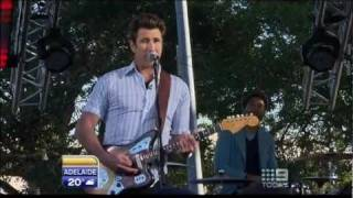Pete Murray on TODAY