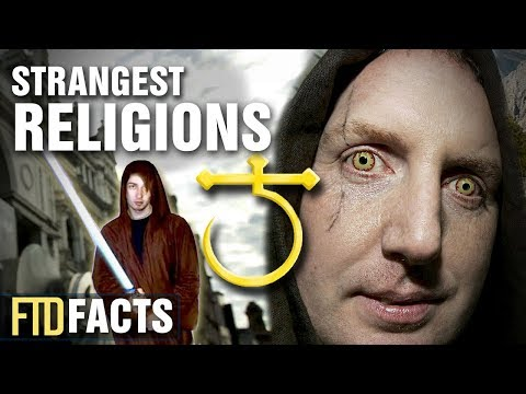 10 Strangest Religions In The World