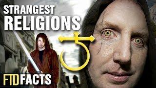 10 Strangest Religions In The World