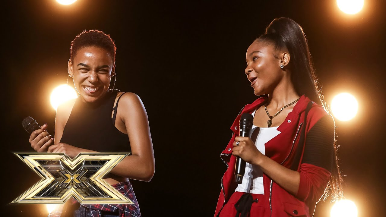 Two strangers met just an HOUR AGO but deliver this INCREDIBLE Audition!   The X Factor UK