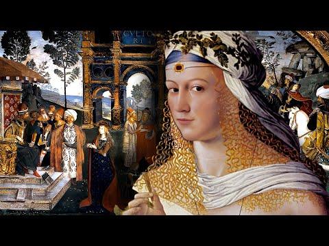 Lucrecia Borgia, la leyenda negra de la familia Borgia.