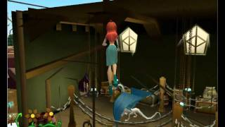 Winx Club (PS2) - more OOB spots and sightseeing (part 5)
