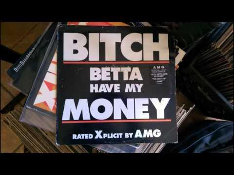 AMG - Bitch Betta Have My Money - CT-Mix