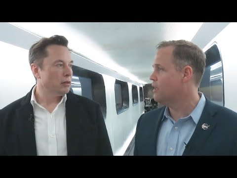 Elon Musk's Nasa Interview