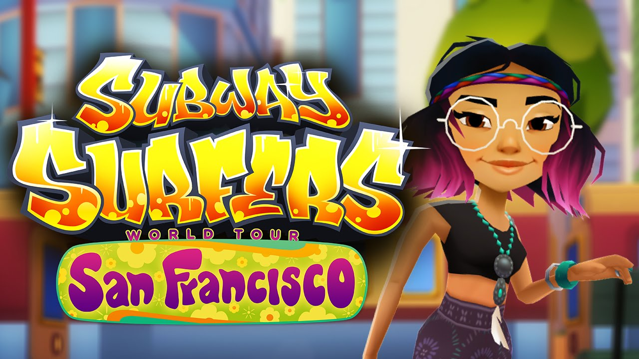 Subway Surfers World Tour - San Francisco Trailer