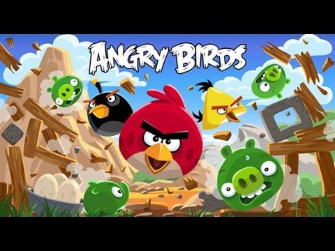 Злые Птички игра
