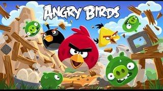 Энгри Бёрдс Злые птички игры для детей онлайн Angry Birds