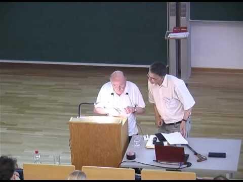 Algebraic Quantum Field Theory | Talk by Rudolf Haag