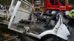 Accident mortel sur la RD2 à Wittelsheim