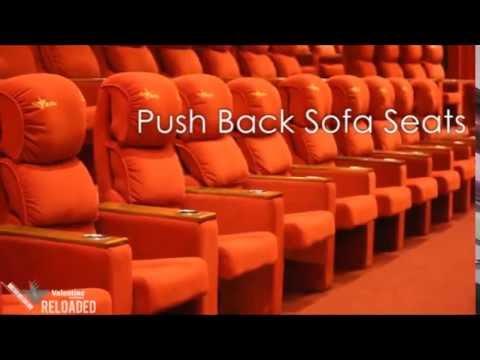 Valentine Multiplex Ad  Ad on WooHoo Screens Surat