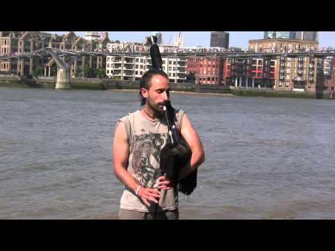 asturian bagpipes