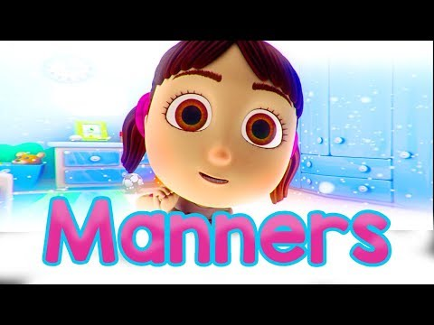 Manners - Toyor Baby English