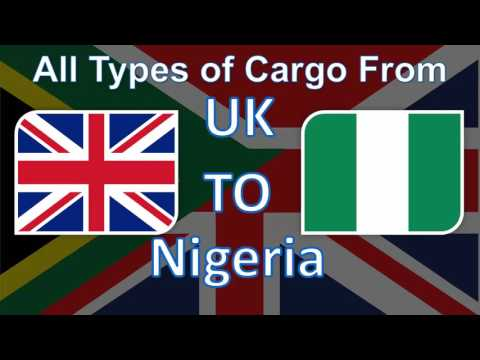 The Best Cargo and Parcel Shipping Services from UK to Nigeria at the most Affordable Prices