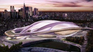 Minecraft: Tokyo 2020 Olympic Stadium