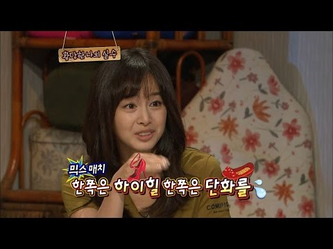 【TVPP】Kim TaeHee – Her real personality, 김태희 – 의외로 덤벙대는 성격? @Come and Play