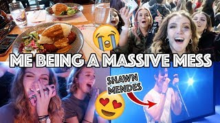 BEING A MASSIVE MESS AT SHAWN MENDES + Other Embarrassing Stuff ✌️