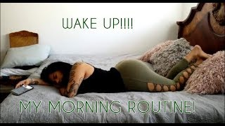 My Daily Morning Routine with Kids!