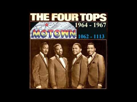 The Four Tops - Motown 45 RPM Records - 1964 - 1967