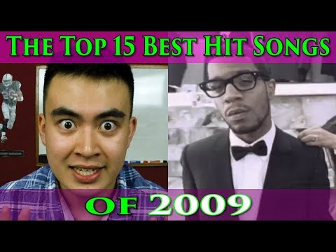 The Top 15 Best Hit Songs of 2009